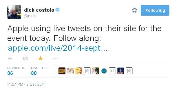 TwitterCostolo_Apple_live